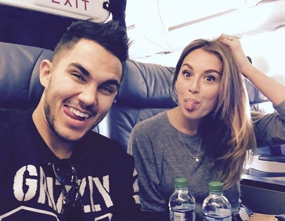 Hey! Im Alexa Vega but you can call me Alex! This is my husbands Carlos! ((someone be him)) We have 2 kids! Come say hey!