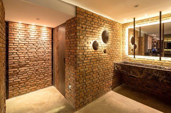 Projeto de Arquitetura e Design - Restaurante Paicere 408 Sul