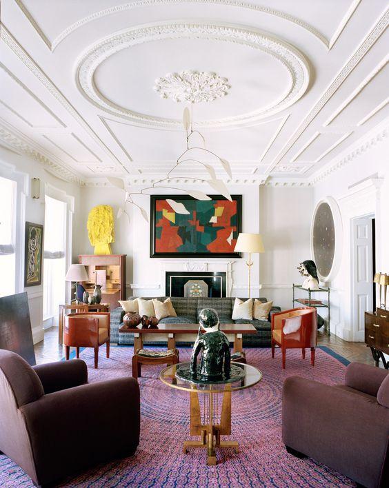 Terry de Gunzburg Manhatta Apartment. http://www.wmagazine.com/culture/interiors/2014/04/terry-de-gunzburg-apartment/photos/