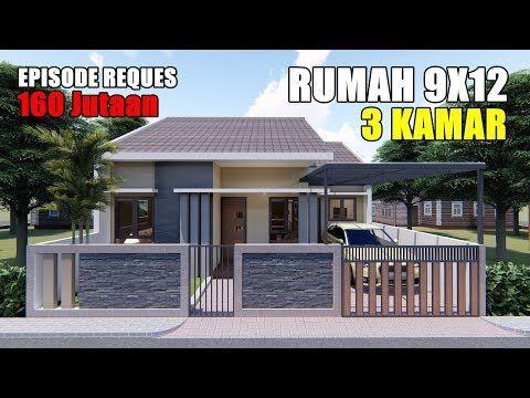 desain rumah minimalis murah 3 kamar - rumah desain