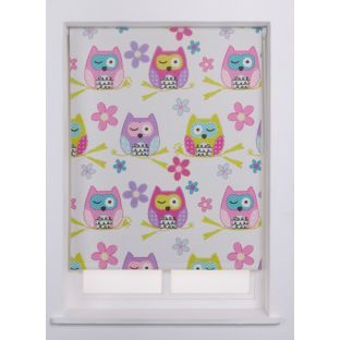 Buy Chad Valley Owl Blackout Roller Blind at Argos.co.uk - Your ...