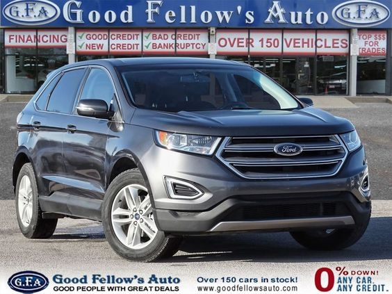 2017 Ford Edge In 2020 Ford Edge Used Suv Ford