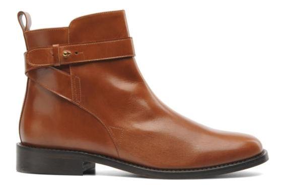Bottines et boots Auteuil Georgia Rose vue droite