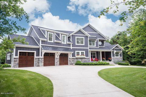 16703 Pond Creek Ct Spring Lake Mi 49456 Spring Lake Lake House Pond Creek