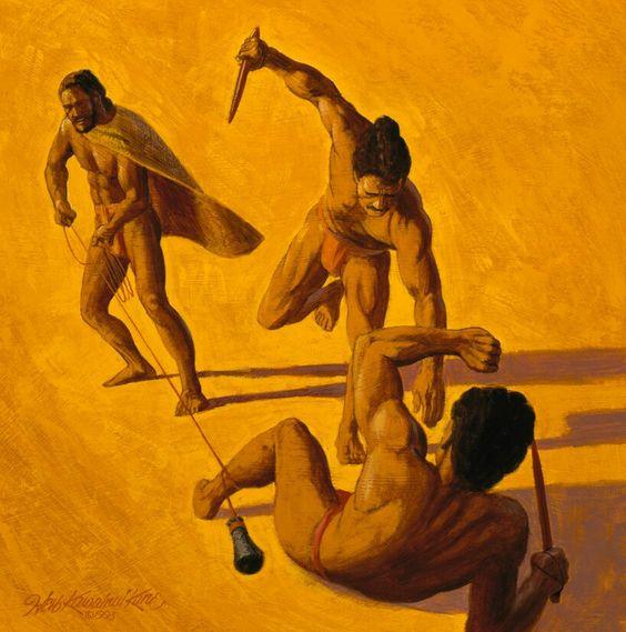 Pictures Of Ancient Hawaiian Warriors 71