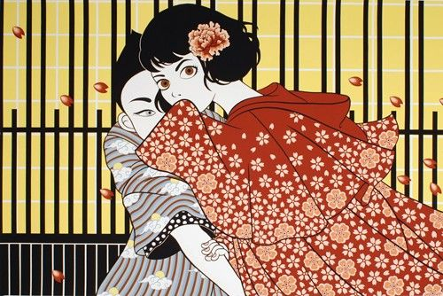 Asuka Ohsawa artworks - Contemporary Japanese Art Collection by Jean Pigozzi