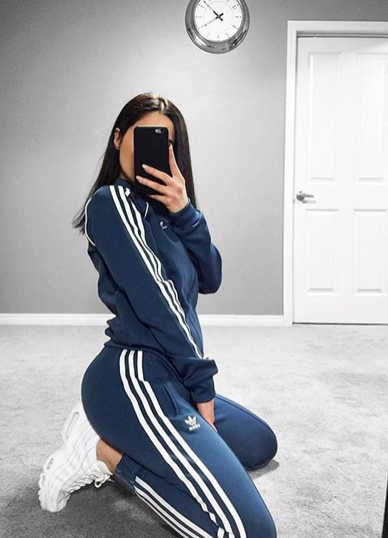 ☆ Pinterest: Tiaaddie ☆ in 2019 | Cute sporty outfits