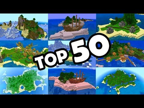 2021 island (!) seeds dating minecraft pe ps4 best in survival Top 20