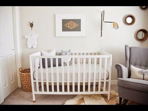 Nursery Room Tour Design Decorating Ideas Diy Makeover Baby