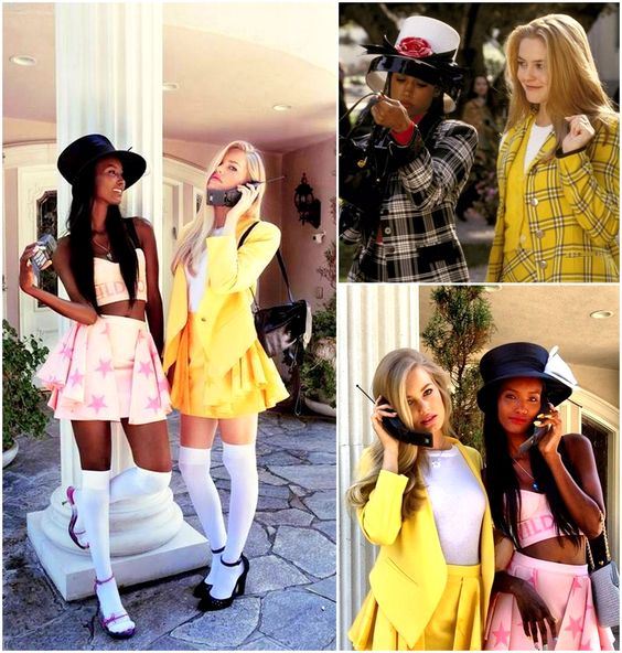 Clueless Inspired Wildfox Shoot Clueless Outfits 90s Fashion