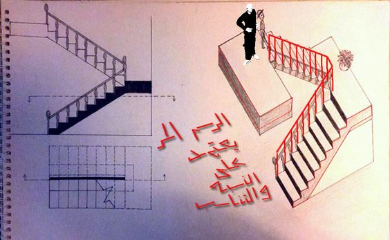 Hadeel Olianالرسم والاظهار المعماري: