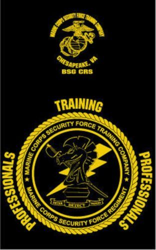 MCSF Regt Logo. The Marine Corps Security Force Regiment is a ...