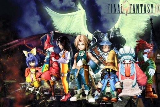 Ranking The Final Fantasy Games Final Fantasy Ix