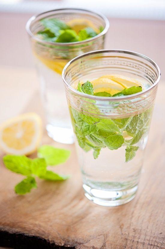 REVEL: Peppermint + Lemon Refreshment