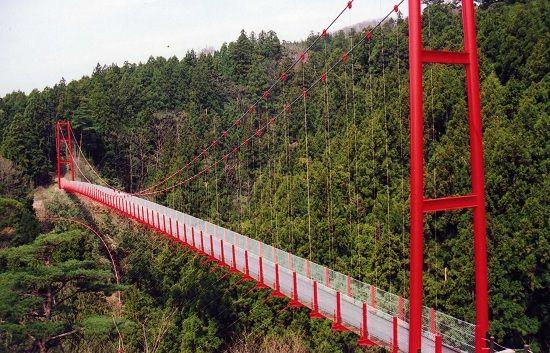 千眼堂吊り橋/にいがた観光ナビ