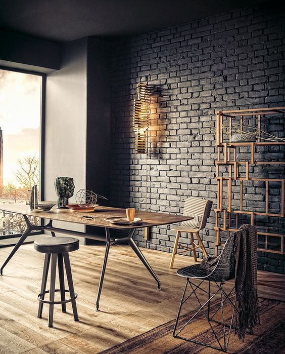 11 Coolest Interior Brick Wall Paint Ideas For A Stylish Look