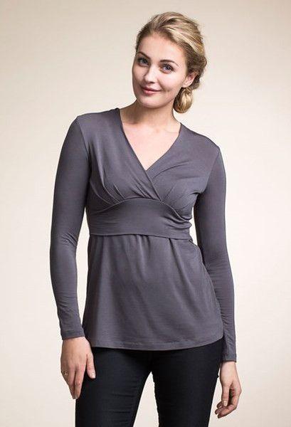 Boob Design Maternity top / Nursing top Sophia - Size M - 3 Color Options