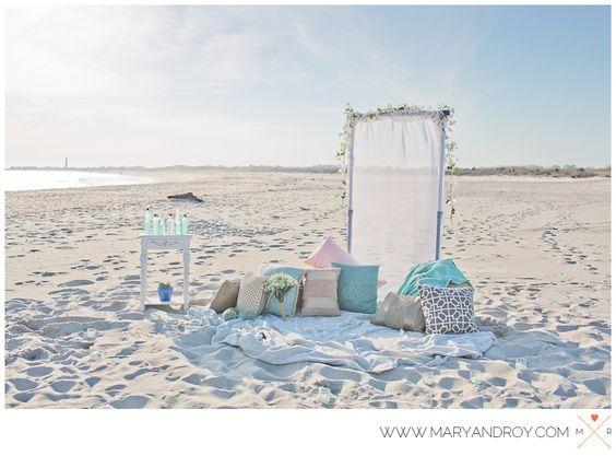 You   Me   the Sea – Cape May Boho Beach Wedding Styled Bridal Photo Shoot || Cape May, NJ