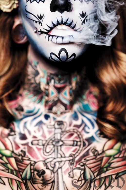 Ink Es La Piel Del Alma | Inked Magazine