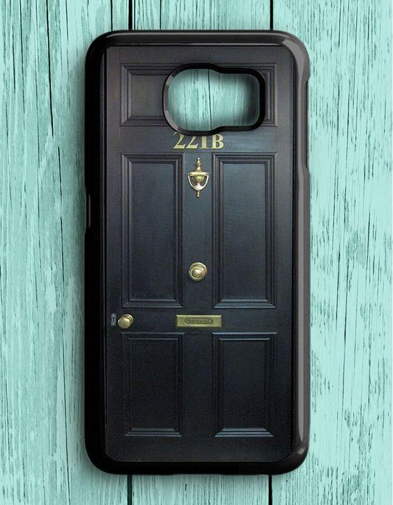 221b Door Samsung Galaxy S6 | Samsung S6 Case