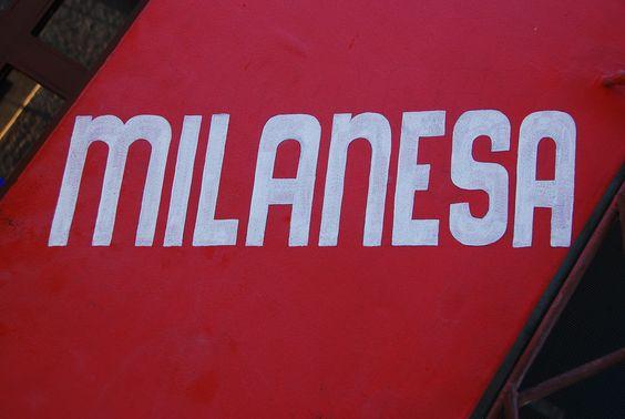 Milanesa como te extraño! !