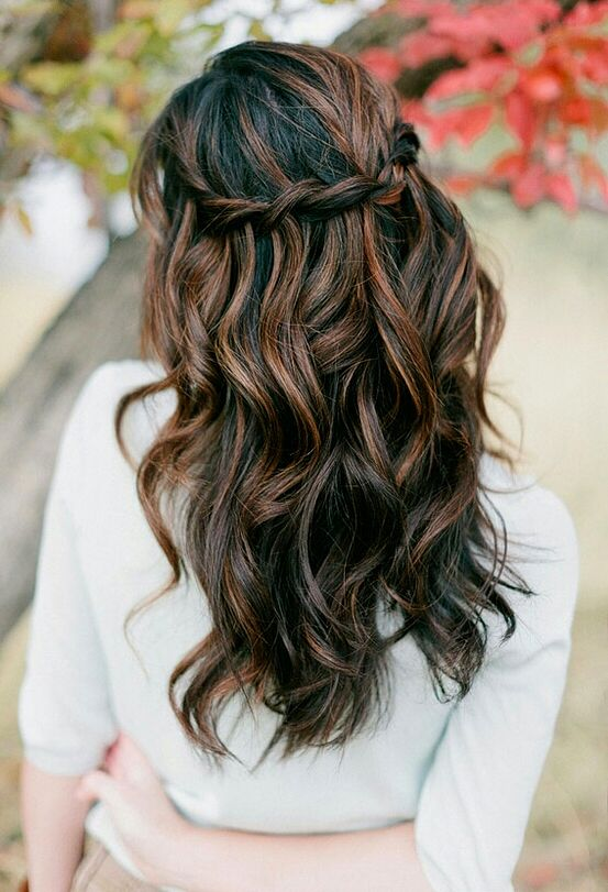 hårfrisyrer 2014: Hairstyles Hairstyleideas, Hairstyles For Weddings, Hair Style, Highlighted Hairstyle