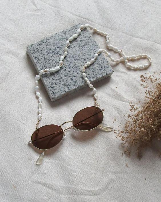 αλυσίδες για γυαλιά ηλίου