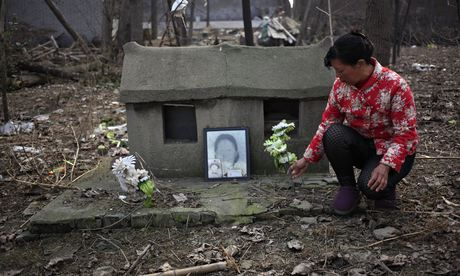 Six elderly people in China kill themselves 'before burial ban'