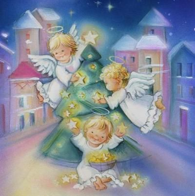 Image Library Designs Original illustrations occasions Christmas greetings…
