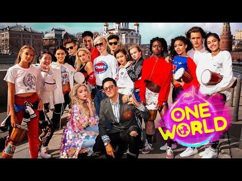 Redone Feat Adelina Now United One World 2018 Fifa World Cup Russia Bein Sports Youtube First World World Cup Song World Cup