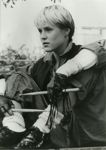 Lesbian or not, you had to have a total effing crush on Watts. Admit it, girls.