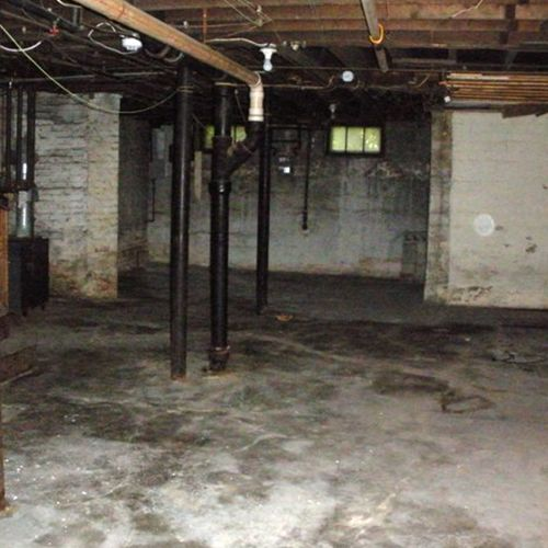 How To Get Rid Of Musty Basement Smell, How To Rid Basement Smell