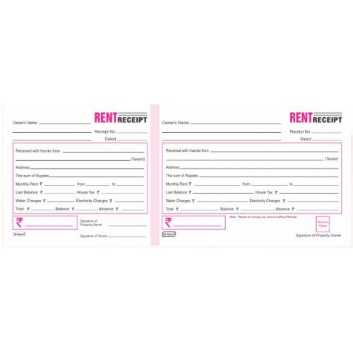 rent receipts pics Neelgagan Rent receipt book – Where Can I Buy Rent Receipts
