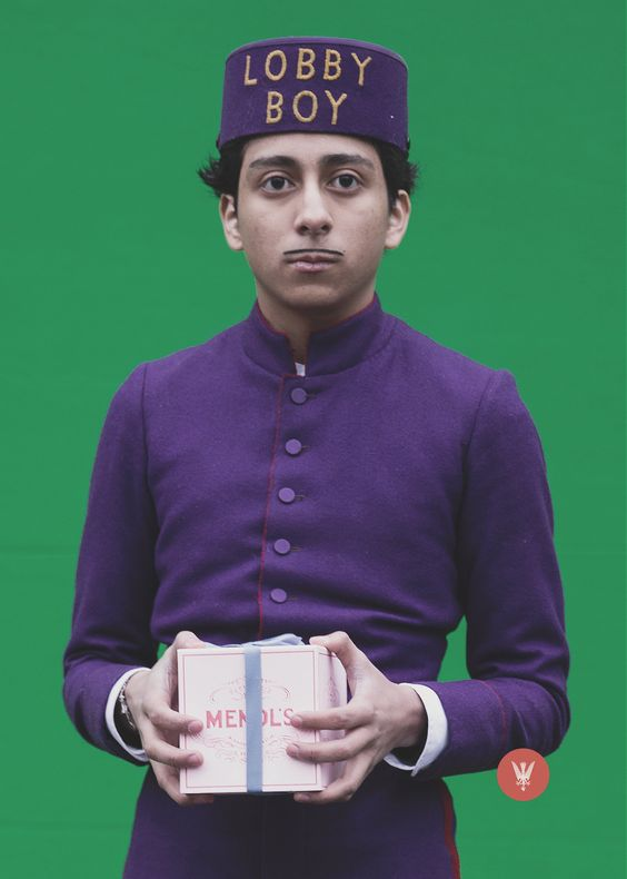 Image result for tony revolori grand budapest hotel