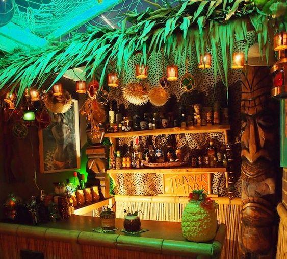 Brighton's home-grown Tiki bars