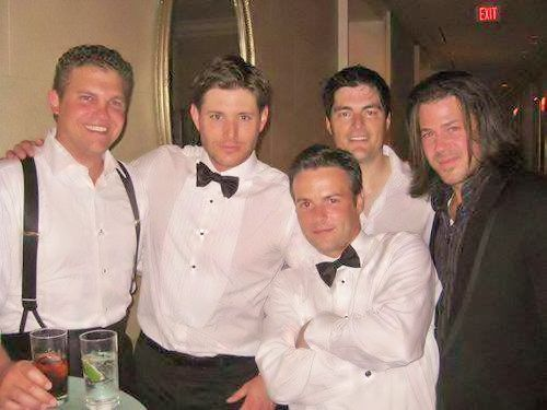 Christian Kane at Jensen Ackles wedding   Christian Kane ...