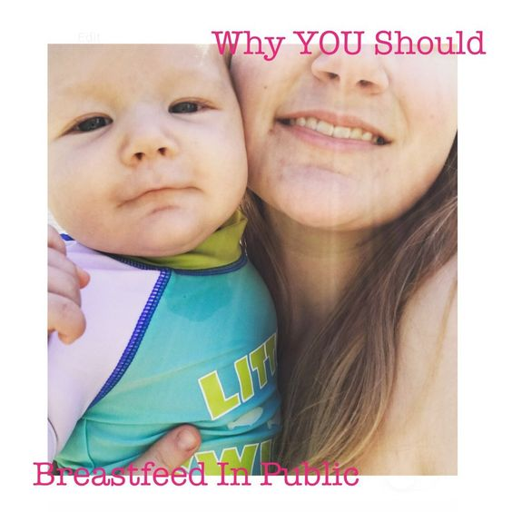"""""""I became an object of disgust simply for partaking in the act of breastfeeding"""" - Julie Thompson"""
