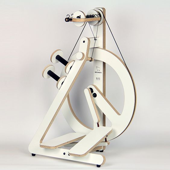 Bliss TT | Woolmakers Sweet wheel for about 370.00 US dollars  Interesting design. Weighted wheel