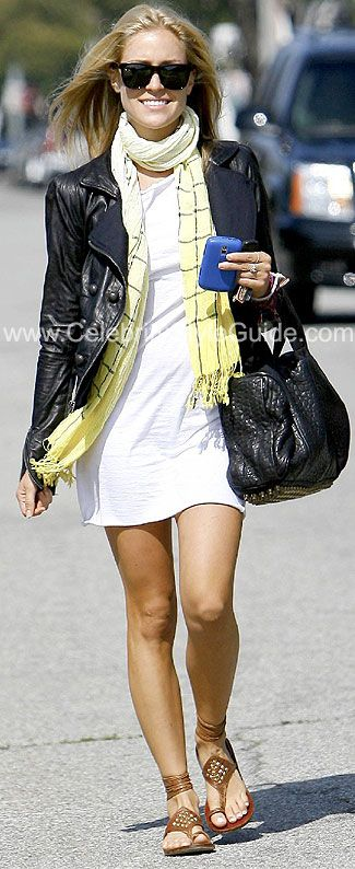 Say what you will about her as a person, but Kristin Cavallari seems to have a good sense of style!