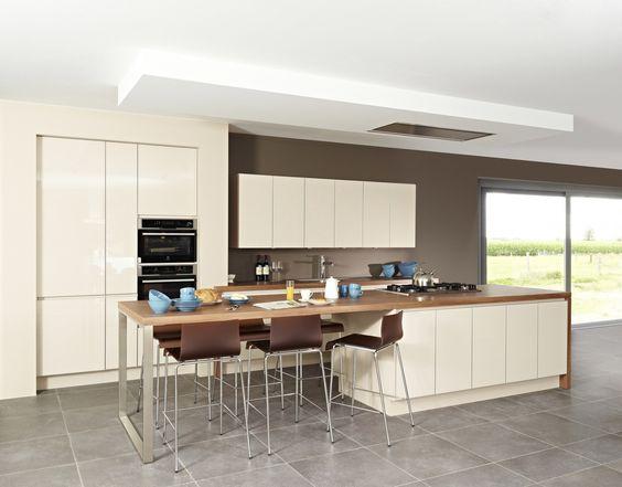 Cottage Keuken Dovy : Keukens Dovy = een keuken om in te leven! Keukens op maat. Van moderne