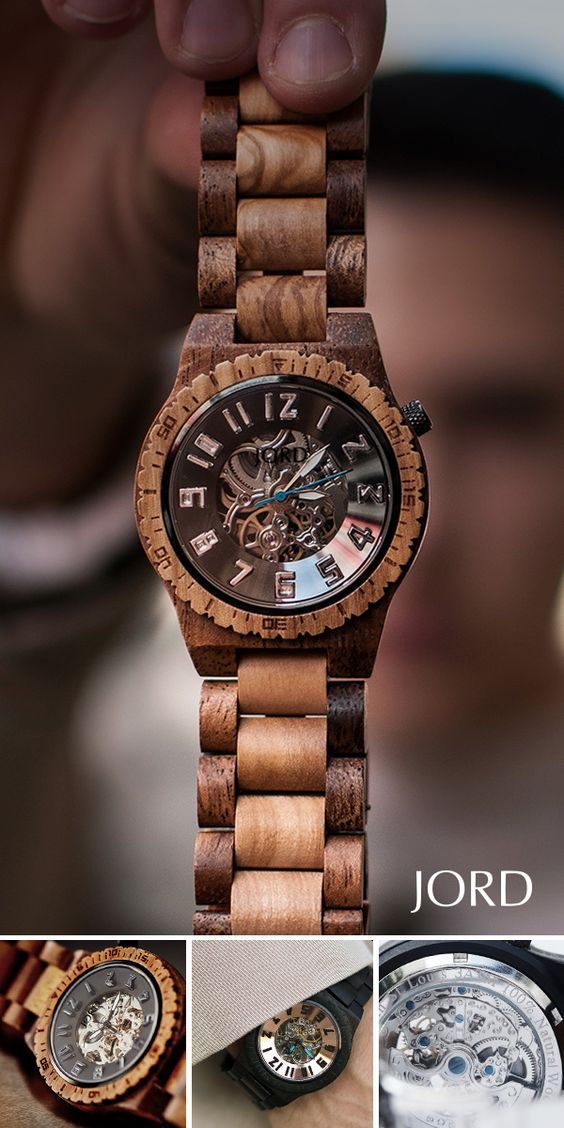 JORD Watches for Men