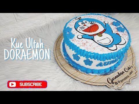 Download Gambar Kue Ulang Tahun Doraemon Full Download Kue Ulang Tahun Bentuk Doraemon Tutorial 16 Contoh Model Gambar Di 2020 Kue Kue Ulang Tahun Hidangan Penutup