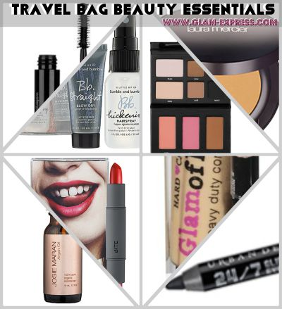 What to Carry in your #Holiday #Makeup #Bag : http://ow.ly/remIp  #Overnight #Beauty #Essentials #Products #ToGo #MustHaves #CarryOn <3 Join the #beauty community: http://www.glam-express.com/