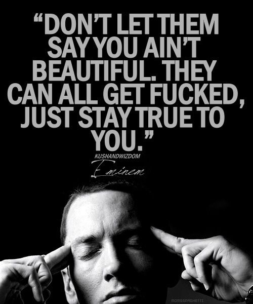 eminem quotes from songs beautiful - photo #21
