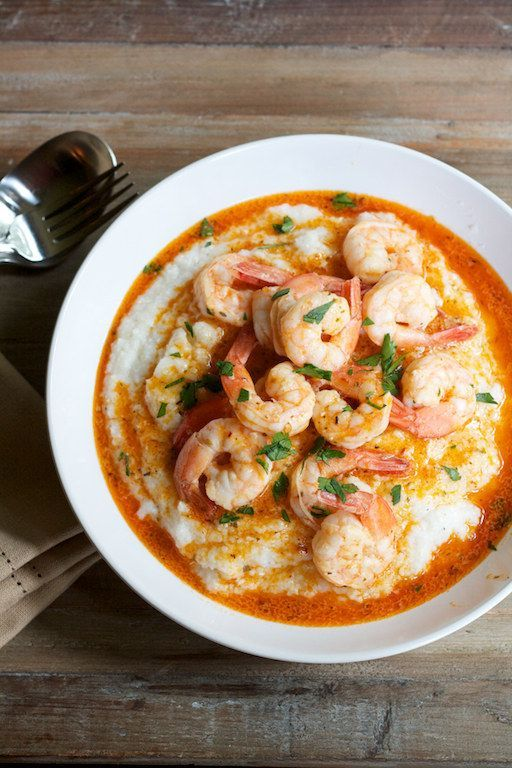 Shrimp and Grits | Recipe | Shrimp, Mom and Kitchens