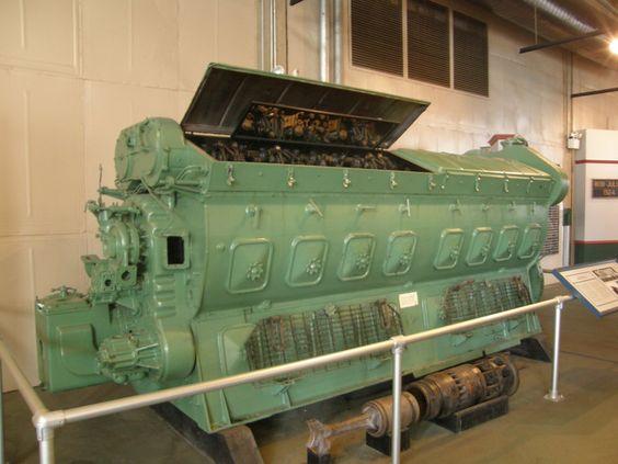 V Engine Diesel Engine And General Motors On Pinterest