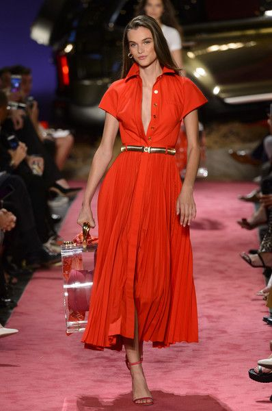 Brandon Maxwell at New York Fashion Week Spring 2019 - Runway Photos