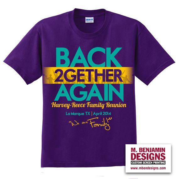 Harvey Reece Family Reunion Shirt Only At M Benjamin