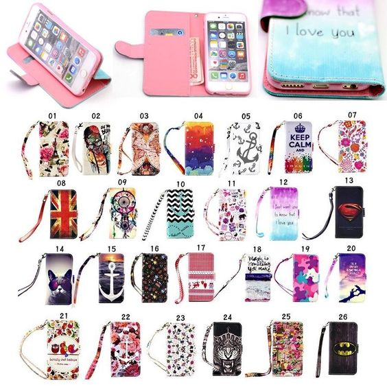 Flip Leather Case Cover Strap Wallet Card Stand for Samsung Galaxy Various Phone in Cell Phones & Accessories, Cell Phone Accessories, Cases, Covers & Skins   eBay