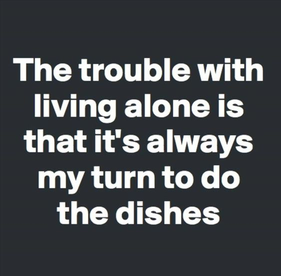 That is why they make paper plates and plastic utensils, for those.